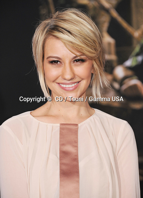 Chelsea Kane  at the Thor: The Dark World' premiere at the El Capitan theatre in Los Angeles.
