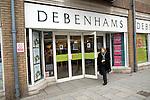 Debenhams department store, Colchester, Essex