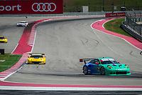 #17 TEAM FALKEN PORSCHE 911 RSR PORSCHE GTLM BRYAN SELLERS (USA) WOLF HENZLER (DEU)