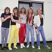 Aug 30, 1986: DEF LEPPARD - Monsters of Rock Nuernberg Germany
