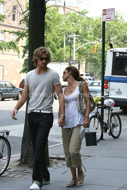 WWW.ACEPIXS.COM . . . . . ....July 2006, New York City. ....NY Candids: Halle Berry and Gabriel Aubry ....Please byline: ALI GOLDSTEIN - ACEPIXS.COM.. . . . . . ..Ace Pictures, Inc:  ..(212) 243-8787 or (646) 769 0430..e-mail: info@acepixs.com..web: http://www.acepixs.com
