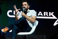 SÃO PAULO, SP, 06.12.2018 - CCXP - Erico Borgo, partner do Omelete durante a Comic Con Experience na São Paulo Expo no bairro da Água Funda, na região Sul da cidade de São Paulo nesta quinta-feira, 06. (Foto: Anderson Lira/Brazil Photo Press)