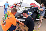 May 22, 2014; 4:54:21 PM; Wheatland, Mo., USA; The  Lucas Oil Late Model Dirt Series running the 22nd Annual Lucas Oil Show-Me 100 Presented by ProtectTheHarvest.com.  Mandatory Credit: (thesportswire.net)