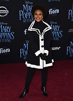 29 November 2018 - Hollywood, California - Jenifer Lewis. &quot;Mary Poppins Returns&quot; Los Angeles Premiere held at The Dolby Theatre.   <br /> CAP/ADM/BT<br /> &copy;BT/ADM/Capital Pictures