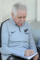 20200310 Faro , Portugal : New Zealand head coach Tom Sermanni pictured before the female football game between the national teams of New Zealand and Norway on the third matchday of the Algarve Cup 2020 , a prestigious friendly womensoccer tournament in Portugal , on Tuesday 10 th March 2020 in Faro , Portugal . PHOTO SPORTPIX.BE | STIJN AUDOOREN