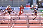 29.06.2019, Stadion Ratingen, Ratingen, DLV, Mehrkampfmeeting im Bild Mareike Arndt ( TSV Bayer04 Leverkusen ) beim 100m Hürden.<br /> <br /> <br />   <br /> <br /> Foto © nordphoto / Freund