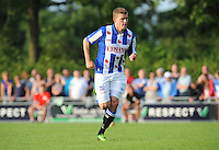 VOETBAL: HEERENVEEN: Abe Lenstra Stadion, 01-07-2013, Fotopersdag SC Heerenveen, Eredivisie seizoen 2013/2014, Alfreð Finnbogason, © Martin de Jong