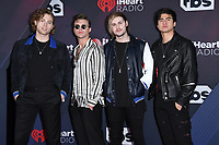 11 March 2018 - Inglewood, California - 5 Seconds of Summer. 2018 iHeart Radio Awards held at The Forum. <br /> CAP/ADM/BT<br /> &copy;BT/ADM/Capital Pictures