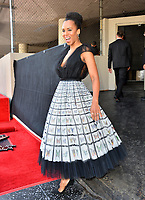 LOS ANGELES, CA. October 01, 2019: Kerry Washington at the Hollywood Walk of Fame Star Ceremony honoring Tyler Perry.<br /> Pictures: Paul Smith/Featureflash