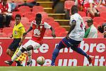 Santa Fe venció 2-1 a Pasto en Bogotá. Fecha 13 de la Liga Águila I-2016