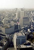 Tokyo: Panorama--Southwest foreground. Photo '81.