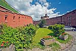 Kopiec Kościuszki na Wzgórzu św. Bronisławy, Kraków, Polska<br /> Mound of Kościuszko on the Hill St Bronisława, Cracow, Poland