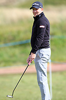 Richard McEvoy (ENG) on the 4th green during Round 2 of the Betfred British Masters 2019 at Hillside Golf Club, Southport, Lancashire, England. 10/05/19<br /> <br /> Picture: Thos Caffrey / Golffile<br /> <br /> All photos usage must carry mandatory copyright credit (&copy; Golffile | Thos Caffrey)