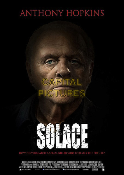 Solace (2015) <br /> POSTER ART<br /> *Filmstill - Editorial Use Only*<br /> CAP/KFS<br /> Image supplied by Capital Pictures