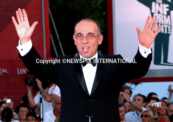 """GIUSEPPE TORNATORE.at the  66th Venice Film Festival , Venice_02/09/2009.Mandatory Credit Photo: ©NEWSPIX INTERNATIONAL..**ALL FEES PAYABLE TO: """"NEWSPIX INTERNATIONAL""""**..IMMEDIATE CONFIRMATION OF USAGE REQUIRED:.Newspix International, 31 Chinnery Hill, Bishop's Stortford, ENGLAND CM23 3PS.Tel:+441279 324672  ; Fax: +441279656877.Mobile:  07775681153.e-mail: info@newspixinternational.co.uk"""