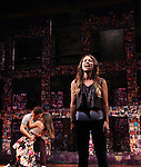 Michael Tacconi, Sara Kapner & Elizabeth Judd performing in the 'BARE' A first look preview at the New World Stages in New York City on 11/12/2012
