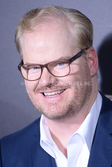 www.acepixs.com<br /> November 10, 2016  New York City<br /> <br /> Jim Gaffigan attending the 'Fantastic Beasts And Where To Find Them' World Premiere at Alice Tully Hall, Lincoln Center on November 10, 2016 in New York City.<br /> <br /> <br /> Credit: Kristin Callahan/ACE Pictures<br /> <br /> <br /> Tel: 646 769 0430<br /> Email: info@acepixs.com