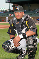 South Bend Silverhawks Orlando Mercado poses for a photo before a Midwest League game at O'Brien Field on July 16, 2006 in Peoria, Illinois.  (Mike Janes/Four Seam Images)