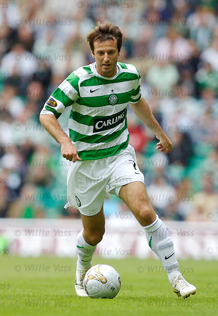 Maciej Zurawski, Celtic.stock season 2006-2007.pic willie vass
