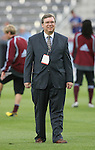 19 May 2007: Colorado general manager Charles (Charlie) Wright. The Colorado Rapids and the Kansas City Wizards played to a 1-1 tie at Dick's Sporting Goods Park in Commerce City, Colorado in a Major League Soccer 2007 regular season game.
