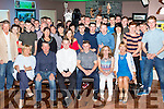Twice the Fun<br /> -------------------<br /> Brothers Scott&amp;Max, Ballymac, seated centre, both celebrated their 21st &amp; 18th birthdays last Saturday night in O'Riada's bar, Ballymac along with many friends and family.
