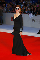 VENICE, ITALY - SEPTEMBER 03: Susan Sarandon attends 'Premio Kineo' Red Carpet during 74nd Venice Film Festival at Palazzo Del Cinema on September 3, 2017 in Venice, Italy. (Mark Cape/insidefoto)