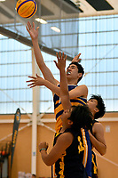 Basketball &ndash; CSW 3&times;3 Senior Tournament at Walter Nash, Lower Hutt, New Zealand on Tuesday 13 March 2018.<br /> Photo by Masanori Udagawa. <br /> www.photowellington.photoshelter.com
