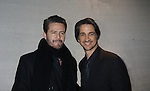 Ted King & Michael Easton - Actors, crew, production, family come to One Life To Live's wrap party and video tribute on November 18, 2011 at Capitale, New York City, New York.  (Photo by Sue Coflin/Max Photos)