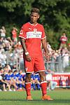 18.07.2018, Voehlinstadion, Illertissen, GER, FSP, FV Illertissen - VfB Stuttgart, im Bild Dennis Aogo (Stuttgart, #3)<br /> <br /> Foto &copy; nordphoto / Hafner