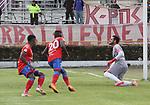 Deportivo Pasto venció 2-1 a Junior. Fecha 17 Liga Águila II-2019.