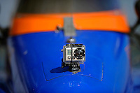 A GoPro camera on Sean Bowsher's Y-52  (1 Litre MOD hydroplane(s)