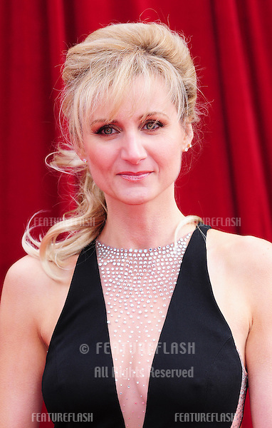 Corrine Wicks arrives for the 2011 Soap Awards held at Granada Studios in Manchester. 14/05/2011. Picture by Simon Burchell/Featureflash