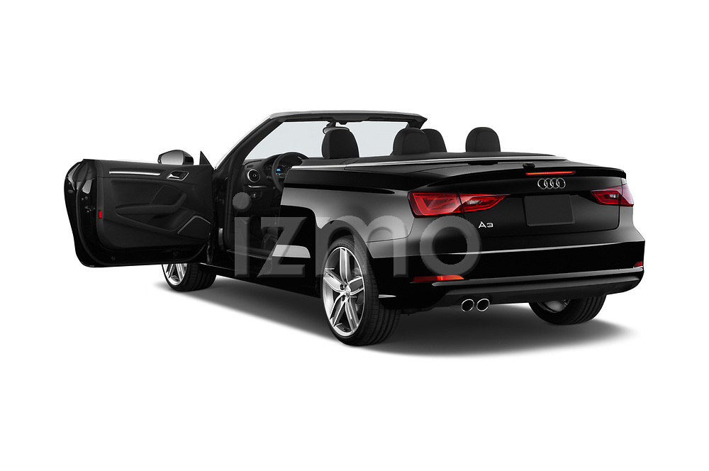Car images close up view of 2015 Audi A3 1.8 Premium Plus  2 Door Convertible doors
