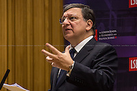 14.02.2014 - LSE presents: José Manuel Barroso, President of the European Commission