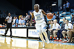 20 November 2016: North Carolina's Jamie Cherry. The University of North Carolina Tar Heels hosted the Bucknell University Bisons at Carmichael Arena in Chapel Hill, North Carolina in a 2016-17 NCAA Women's Basketball game. UNC won the game 65-50.