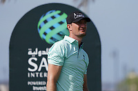 Sebastian Heisele (GER) on the 10th during Round 4 of the Saudi International at the Royal Greens Golf and Country Club, King Abdullah Economic City, Saudi Arabia. 02/02/2020<br /> Picture: Golffile | Thos Caffrey<br /> <br /> <br /> All photo usage must carry mandatory copyright credit (© Golffile | Thos Caffrey)
