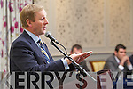 An Taoiseach Enda Kenny pictured attending the Business briefing on the Stability Treaty in the Dromhall Hotel, Killarney, on Friday