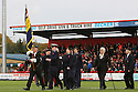 Armed Forces Day. Stevenage v Preston North End - npower League 1 -  Lamex Stadium, Stevenage - 10th November, 2012. © Kevin Coleman 2012.