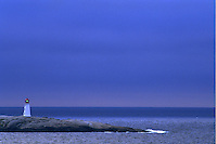 Dawn at Peggy's Cove Lighthouse, Nova Scotia  #LH8