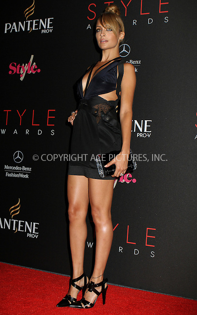 WWW.ACEPIXS.COM....September 5, 2012, New York City, NY.......Nicole Richie arriving at the 9th Annual Style Awards at Lincoln Center on September 5, 2012 in New York City.........By Line: Nancy Rivera/ACE Pictures....ACE Pictures, Inc..Tel: 646 769 0430..Email: info@acepixs.com