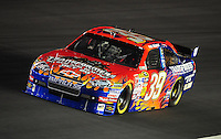 Oct. 15, 2009; Concord, NC, USA; NASCAR Sprint Cup Series driver Ryan Newman during qualifying for the Banking 500 at Lowes Motor Speedway. Mandatory Credit: Mark J. Rebilas-