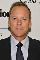 NEW YORK - JULY 12:  Actor Kiefer Sutherland attends the UJA-Federation Music Visionary of the Year Award Luncheon at the Pierre Hotel on July 12, 2012 in New York City. (Photo by MPI81/MediaPunchInc) /*NORTEPHOTO*<br />