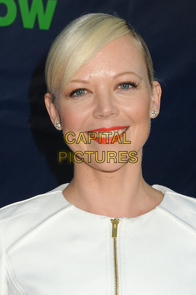 17 July 2014 - West Hollywood, California - Emily Bergl. CBS, CW, Showtime Summer Press Tour 2014 held at The Pacific Design Center. <br /> CAP/ADM/BP<br /> &copy;Byron Purvis/AdMedia/Capital Pictures