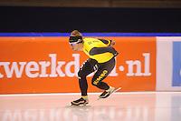 SCHAATSEN: HEERENVEEN: 30-10-2014, IJsstadion Thialf, Topsporttraining, Douwe de Vries, ©foto Martin de Jong