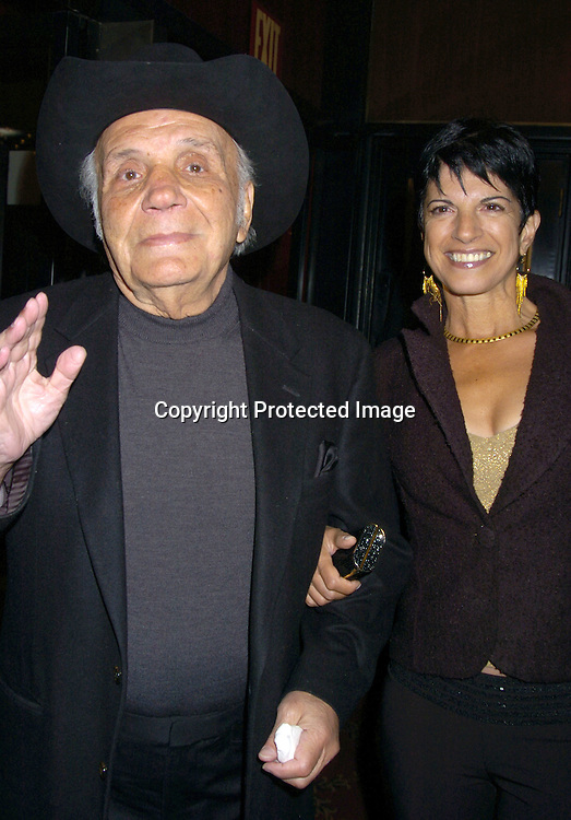 1271 Jake LaMotta and Denise Baker jpg | Robin Platzer/Twin