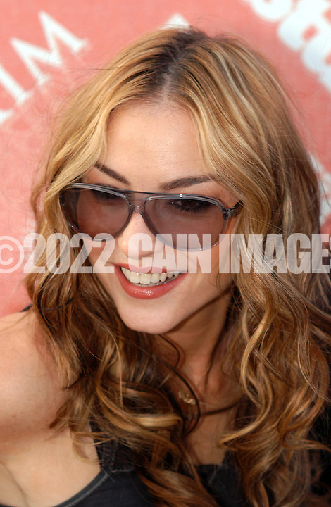 "ATLANTIC CITY, NJ - JUNE 26: Actress Drea De Matteo arrives at the Maxim Magazine Presents ""Fantasy Island"" at the Borgata Hotel Casino and Spa June 26, 2004 in Atlantic City, New Jersey. The event consisted of two music stages and four unique themed areas, providing a wide array of entertainment for guests; South Beach Venice Beach, Stuffland, and The Oasis. (Photo by William Thomas Cain/Getty Images)"