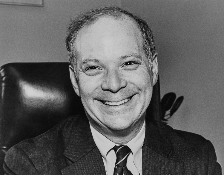Rep. Ben Cardin, D-Md., after having been newly appointed to the House Ways & Means Committee, on October 12, 1989. (Photo by Maureen Keating/CQ Roll Call via Getty Images)