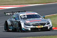 2018 DTM at Brands Hatch. #94 Pascal Wehrlein. Mercedes-AMG DTM Team HWA. Mercedes-AMG C 63 DTM.