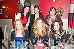 Celebrating Women's Christmas at Fitzgerald's Restaurant, Listowel on Friday night last were in front Michelle Griffin, Bernadette Horgan & Aoife Buckley. Back : Lorraine Horgan, Marie Keane & Sandra Shanahan.