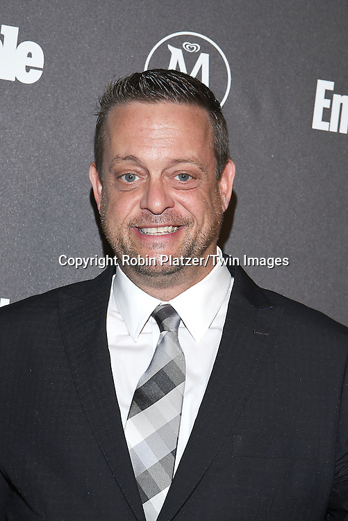 Lenny Venito attends the Entertainment Weekly &amp; PEOPLE Magazine New York Upfronts Celebration on May 16, 2016 at Cedar Lake in New York, New York, USA.<br /> <br /> photo by Robin Platzer/Twin Images<br />  <br /> phone number 212-935-0770